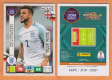 England Kyle Walker Manchester City 2018
